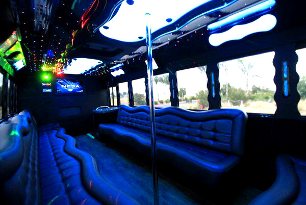 40 person party bus fort wayne