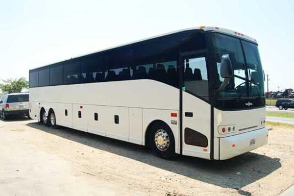 50 people charter bus rental fort wayne
