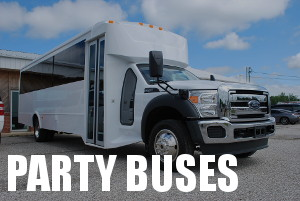 party bus in fort wayne